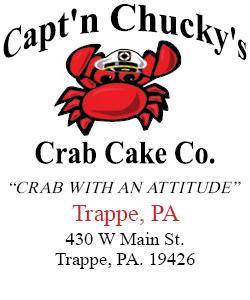 Captn Chuckys Crab Cake Co Trappe